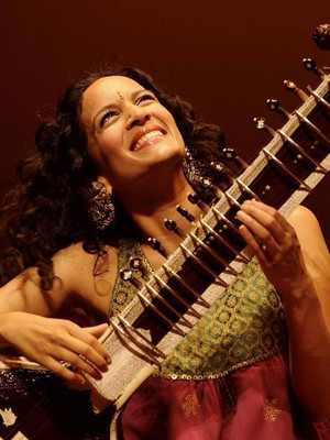 Anoushka Shankar at Symphony Center Orchestra Hall