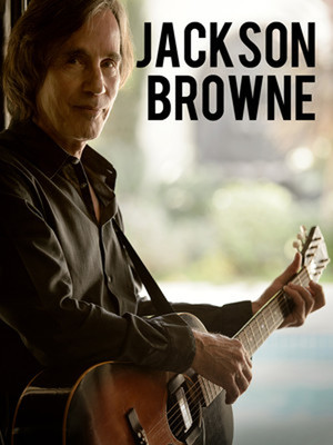Jackson Browne at Warnors Theater