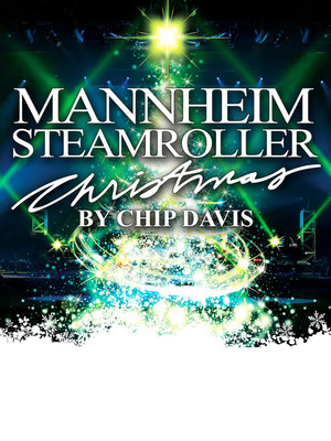 Mannheim Steamroller at Sangamon Auditorium