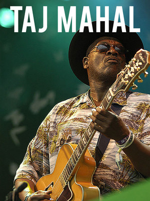 Taj Mahal at Hoyt Sherman Auditorium