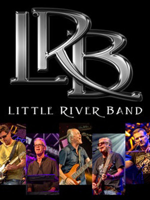 Little River Band, Parker Playhouse, Fort Lauderdale