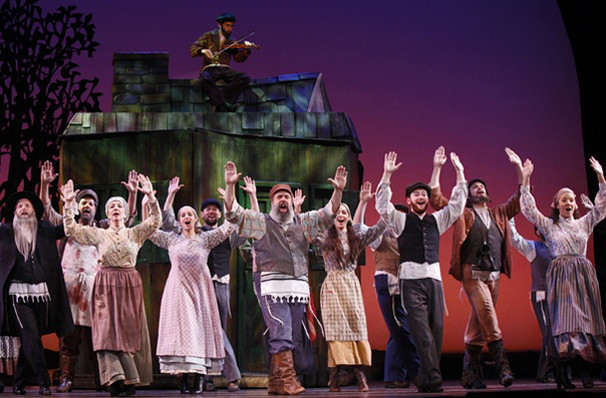 Fiddler On The Roof Fox Performing Arts Center