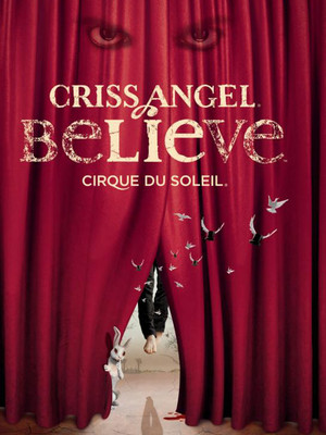 Cirque%20Du%20Soleil%20-%20Criss%20Angel%20Believe at 13th Street Repertory Theater
