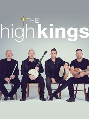 The High Kings at Tarrytown Music Hall