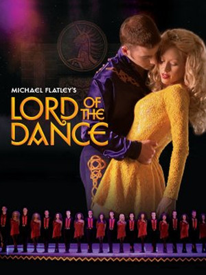 Lord Of The Dance Poster