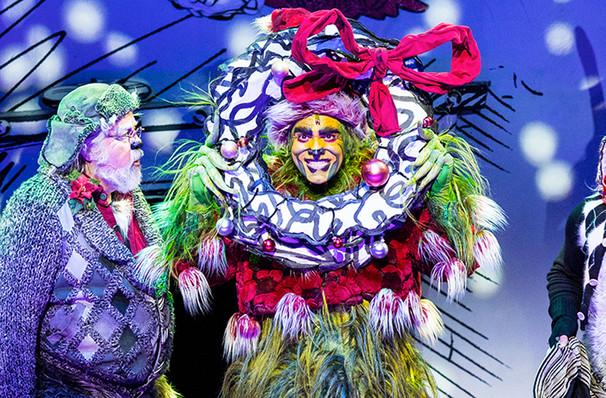 How The Grinch Stole Christmas - Fox Theatre, Detroit, MI ...