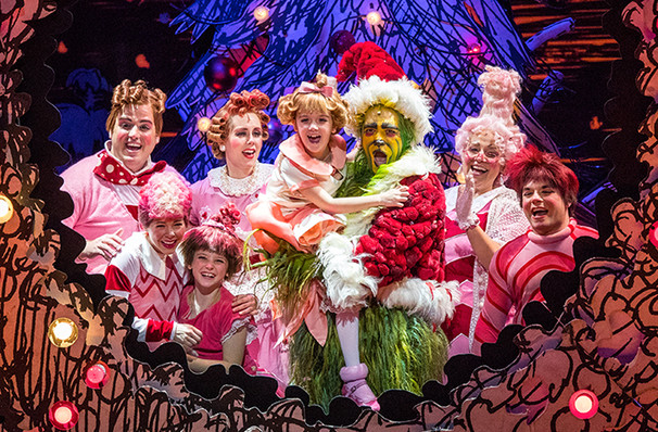 How The Grinch Stole Christmas, Fabulous Fox Theater, Atlanta