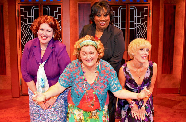 Menopause The Musical, Cape Fear Community Colleges Wilson Center, Wilmington