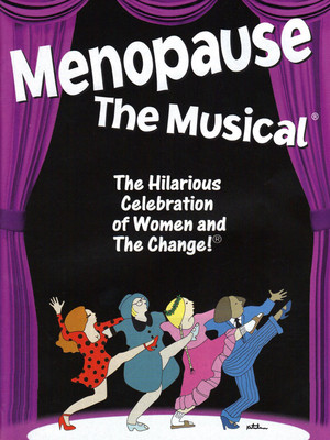 Menopause - The Musical Poster