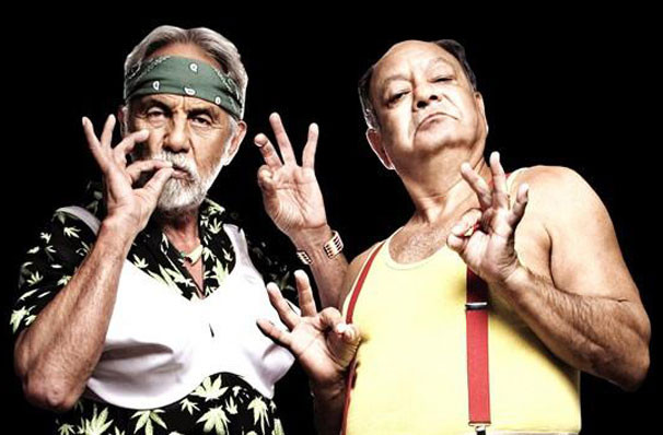Cheech Chong, Centre In The Square, Kitchener