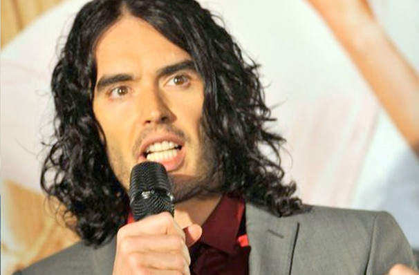 Russell Brand coming to Calgary!