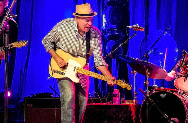 John Hiatt, Belly Up Tavern, San Diego