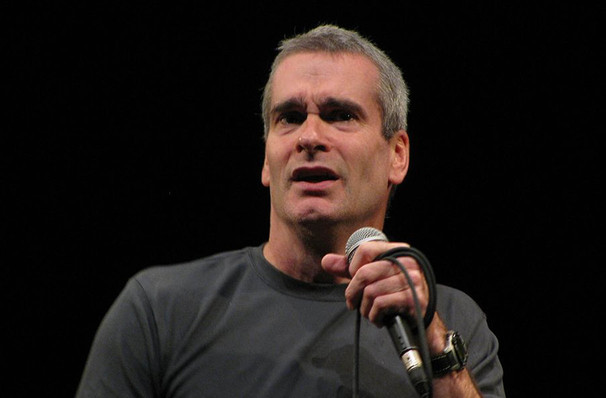 Henry Rollins, Charleston Music Hall, North Charleston