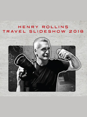 Henry Rollins at Whitaker Center