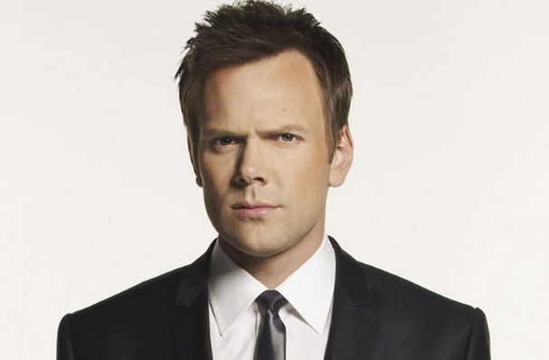 Just one chance to see Joel McHale