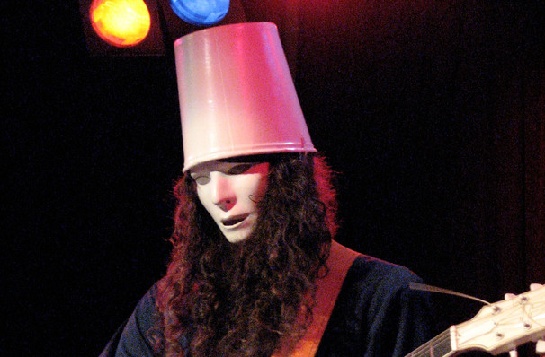 Buckethead, Lincoln Theatre, Raleigh