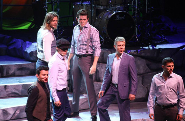 Celtic Thunder - Paramount Theatre, Seattle, WA - Tickets
