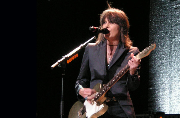 The Pretenders, Louisville Palace, Louisville