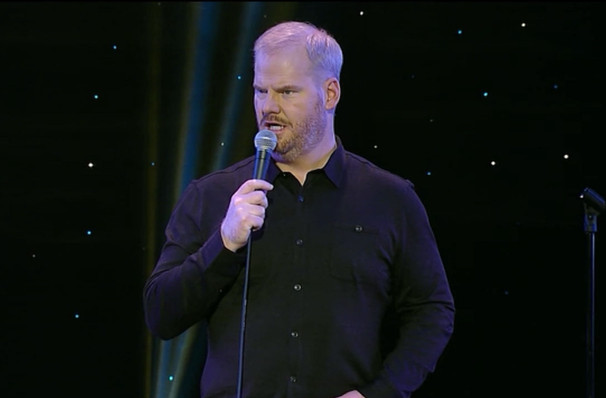 Jim Gaffigan, DTE Energy Music Center, Detroit