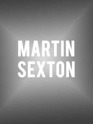 Martin Sexton at Soho Restaurant And Music Club