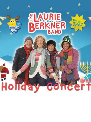 Laurie Berkner at Bergen Performing Arts Center