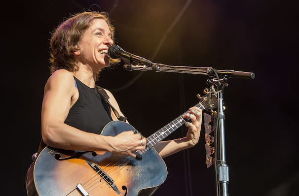 Ani DiFranco, Neptune Theater, Seattle