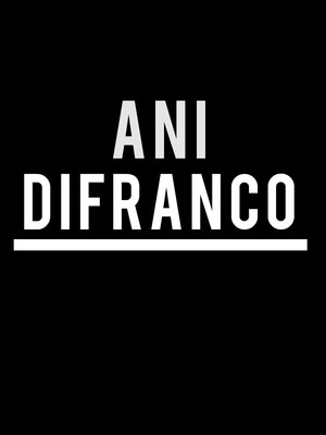 Ani DiFranco at The Fillmore