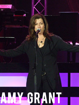Amy Grant at Cincinnati Music Hall
