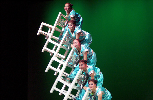 Peking Acrobats, Community Theatre, Morristown