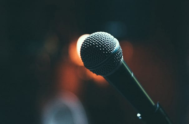 Brian Regan, Egyptian Theatre, Aurora