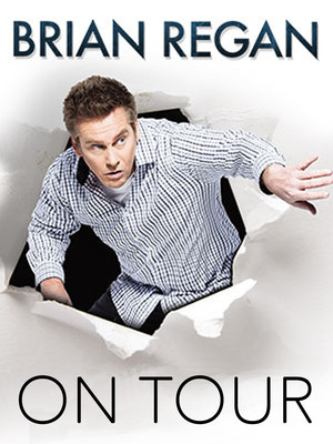 Brian Regan, Shubert Theater, New Haven