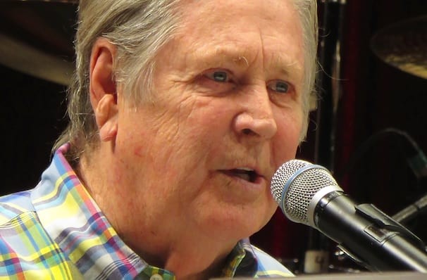 Brian Wilson, Crouse Hinds Theater, Syracuse