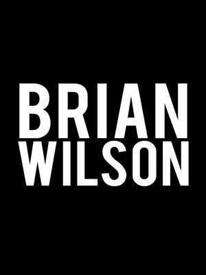 Brian Wilson at Pantages Theater Hollywood
