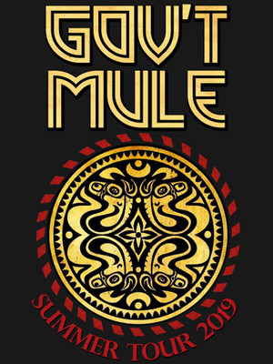 Govt Mule at North Charleston Performing Arts Center