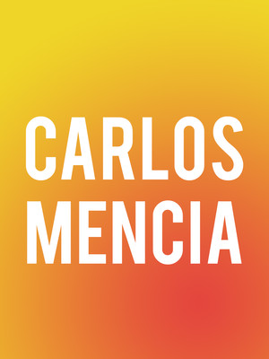 Carlos Mencia at Ontario Improv Comedy Club