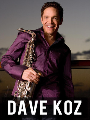 Dave Koz at Desert Diamond Casino
