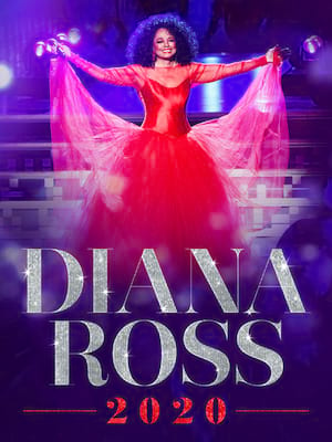 Diana Ross at Northrop Auditorium