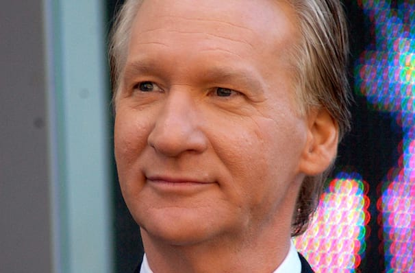 Bill Maher, Riverside Theatre, Milwaukee
