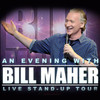 Bill Maher, Buell Theater, Denver