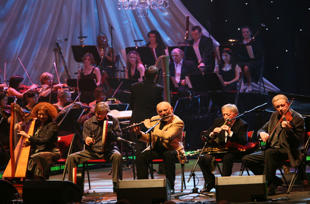 The Chieftains, Curtis Phillips Center For The Performing Arts, Gainesville