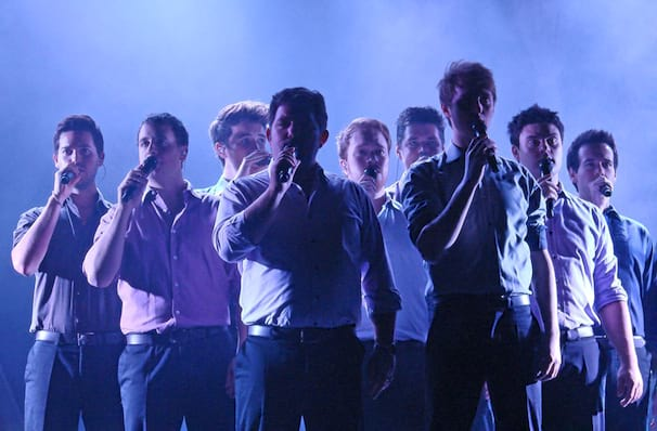 The Ten Tenors, Gaillard Center, North Charleston
