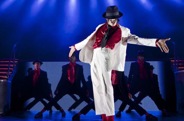 Invincible Michael Jackson Tribute Tour