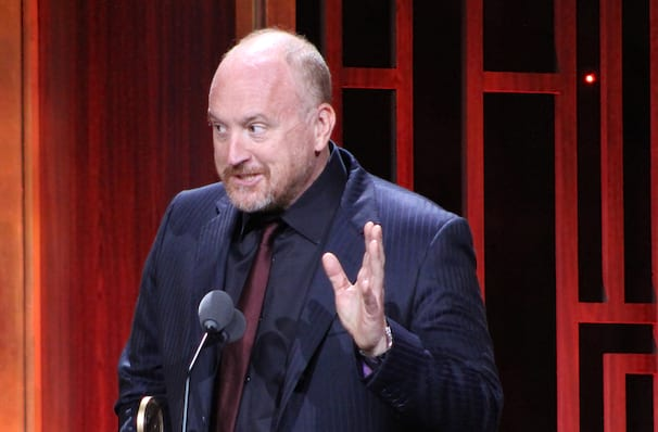 Louis CK, Crouse Hinds Theater, Syracuse