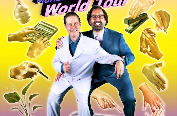 Tim and Eric, State Theater, Minneapolis