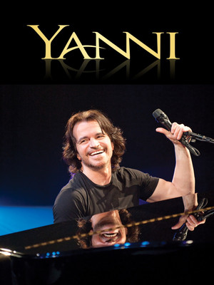 Yanni at Murat Theatre