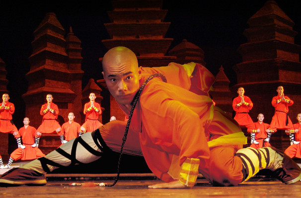 Shaolin Warriors, Indiana University Auditorium, Bloomington