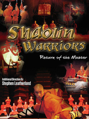 Shaolin Warriors Poster