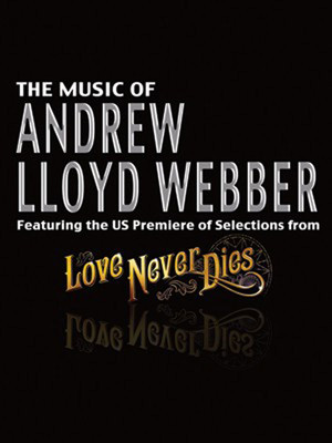 Music of Andrew Lloyd Webber at Meyerson Symphony Center