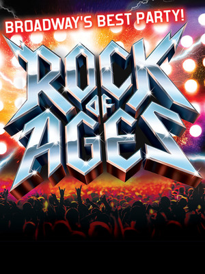 Rock of Ages at Helen Hayes Theater