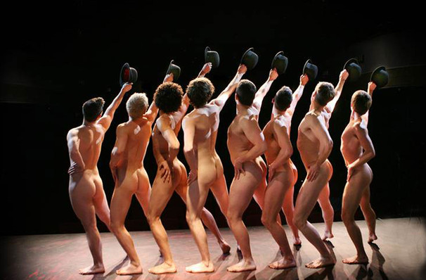 Naked Boys Singing, The Theater Center, New York